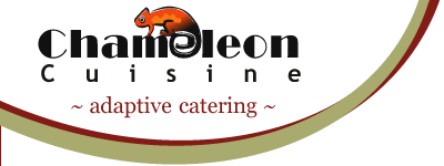 Chameleon Cusine - Adaptive Corporate Catering Guildford
